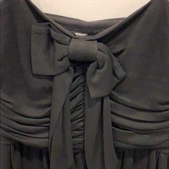 Betsey Johnson Dresses & Skirts - Betsey Johnson black dress with bow